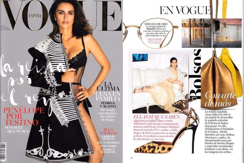 Vogue España 2016