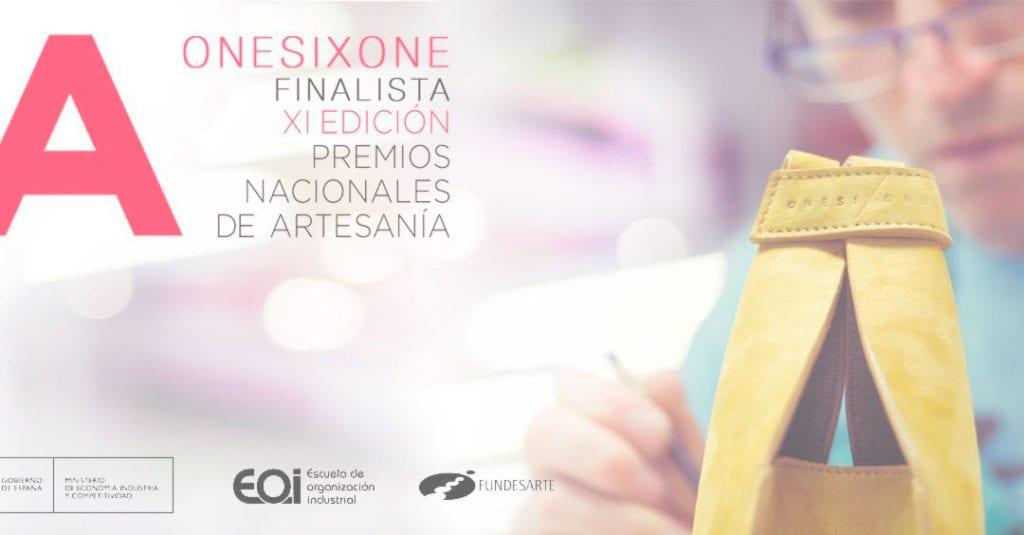 Premio artesania onesixone