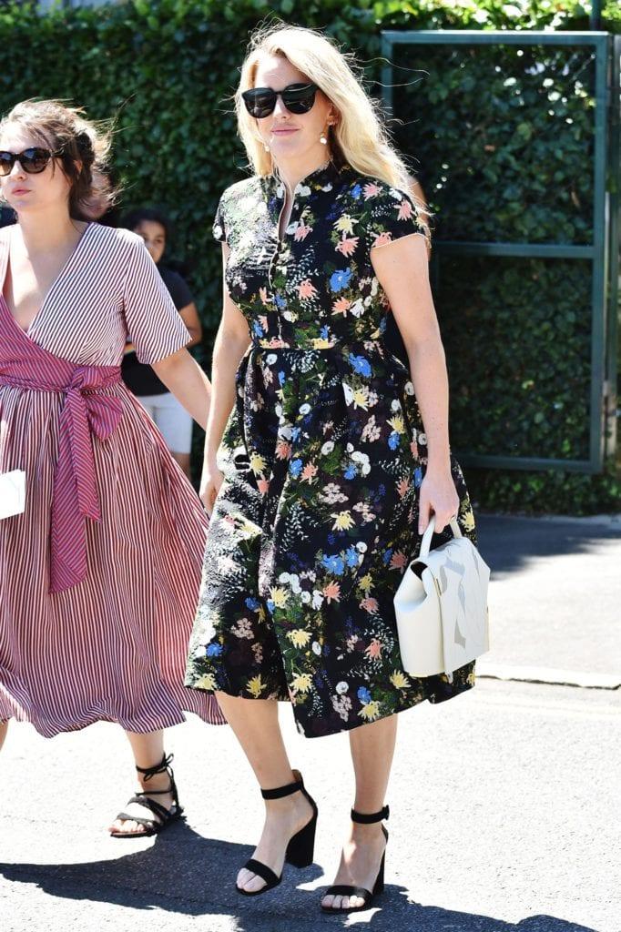 Ellie Goulding Wimbledon