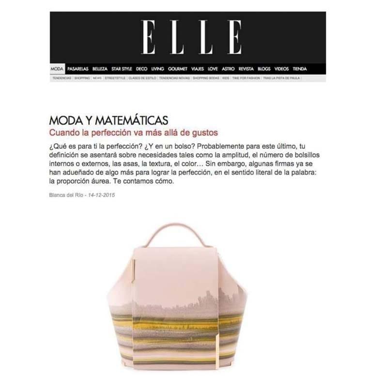Elle España 2015