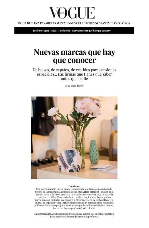 Vogue España 2016 01