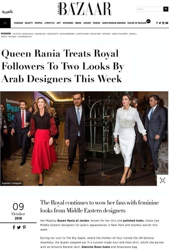 Harpers Bazaar Arabia 09 2018