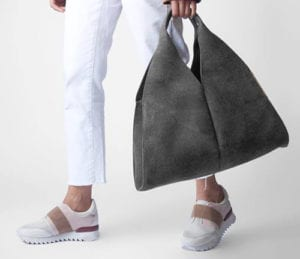 Hobo Bag Grey